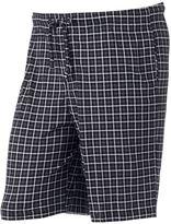 Croft & Barrow Big & Tall Patterned Knit Jams Shorts
