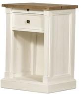 Pottery Barn Hart Reclaimed Wood Nightstand