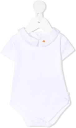 Marie Chantal Short-Sleeved Cotton Body