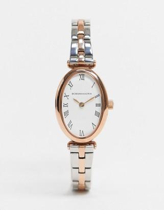 BCBGMAXAZRIA slim bracelet watch