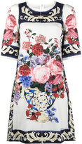 Dolce & Gabbana Majolica printed dress