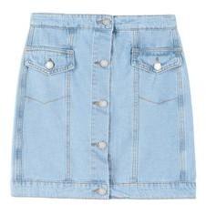 C/Meo Denim skirt