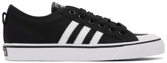 adidas Black Nizza Sneakers