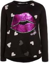 Desigual TALLAHESSE Long sleeved top black