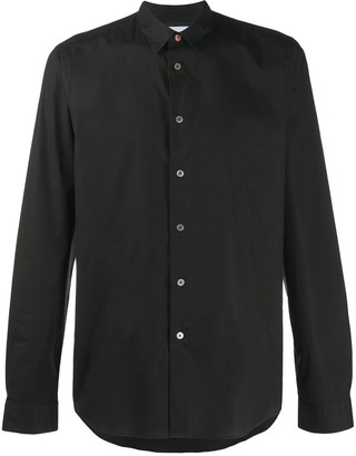 Paul Smith Pointed Collar Slim-Fit Shirt