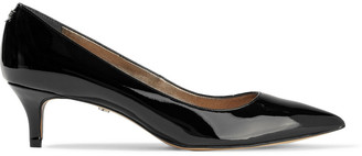Sam Edelman Dori Faux Patent-leather Pumps