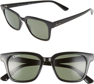 Ray-Ban Wayfarer 51mm Polarized Sunglasses