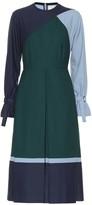 BODICE Merino wool midi dress