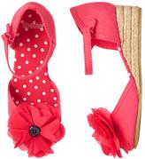 Gymboree Poppy Espadrille Sandal