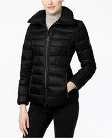 MICHAEL Michael Kors Packable Stand-Collar Down Puffer Jacket
