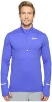 Nike Dry Element Long Sleeve Running Top Men's Long Sleeve Pullover