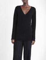 Allude Oversized cashmere jumper