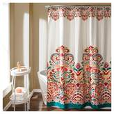 Lush Decor Clara Shower Curtain Turquoise