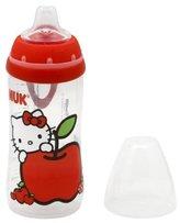 NUK Hello Kitty Silicone Spout Active Cup, 10-Ounce