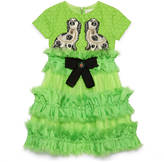 Gucci Children's broderie anglaise dress
