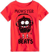 Epic Threads Monster Beats Graphic-Print T-Shirt, Little Boys (4-7), Created for Macy's