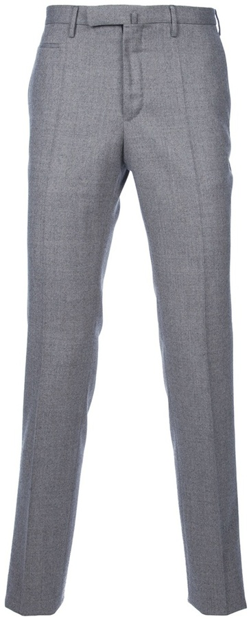 Incotex Tailored wool trouser