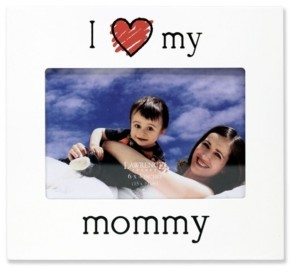 """Lawrence Frames I Love My Mommy"""" Picture Frame - 6"""" x 4"""""""
