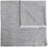 Cerruti wrap scarf - men - Cotton/Linen/Flax - One Size