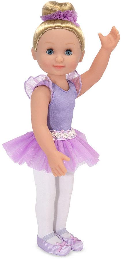 Melissa & Doug Kids Toys, Alexa Ballerina Doll
