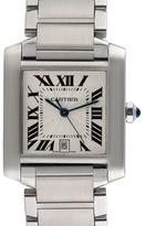 Cartier Vintage Tank Francaise Watch, 32mm