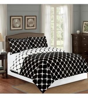 Elegant Comfort Bloomingdale 2-Piece Wrinkle Free Sheet Set Twin/Twin Xl Bedding