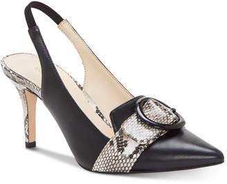 Enzo Angiolini Dalayza Slingback Dress Sandals Women Shoes
