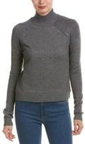 Susana Monaco Audrey Wool-blend Sweater.