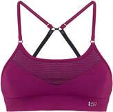 Splits59 Allegra Purple Moderate Support Sports Bra