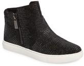 Kenneth Cole New York Women's 'Kiera' Zip High Top Sneaker