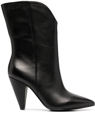 Liu Jo Pointed Ankle Boots