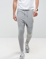 Jack and Jones Drop Crotch Sweat Pants