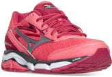 Mizuno Women's Wave Inspire 12 Running Sneakers from Finish Line