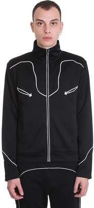 Misbhv Sweatshirt In Black Polyester