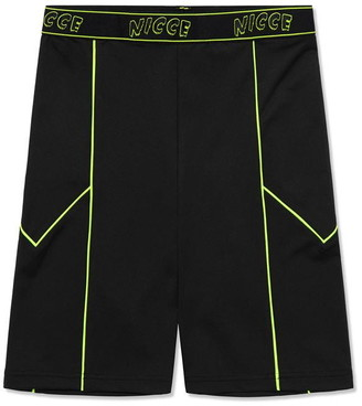 Nicce Carbon Cycling Shorts Womens