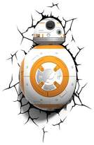 3D Light FX Star Wars 3D LED Nightlight – BB8