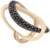 Antonini Black & White Ring