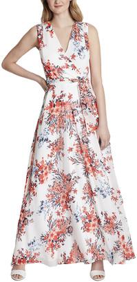 Tahari by Arthur S. Levine Tahari Asl Plus Dress