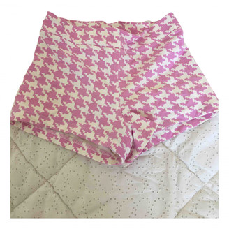 Eres Pink Shorts for Women