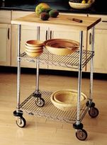 Commercial Chef's Cart