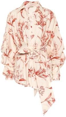 Johanna Ortiz Rushcutters Bay cotton shirt