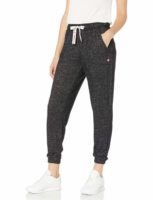 Skechers Women's Bobs for Dogs and Cats Cozy Pull on Jogger Sweat Pant