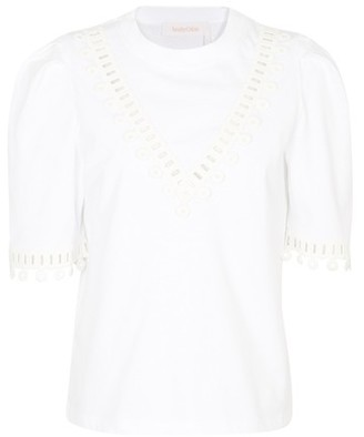 See by Chloe Short sleeve top