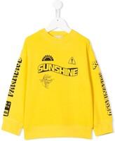 Stella McCartney Sunshine print sweatshirt