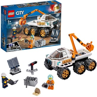 Lego City 60225 Rover Testing Drive Space Port Vehicle