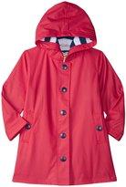 Hatley Splash Jacket With Stripes (Toddler/Kid) - Red - 2