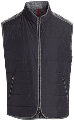 Saks Fifth Avenue COLLECTION Quilted Vest