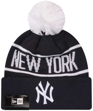 New York Yankees 2019 New Era Homerun Knit Beanie