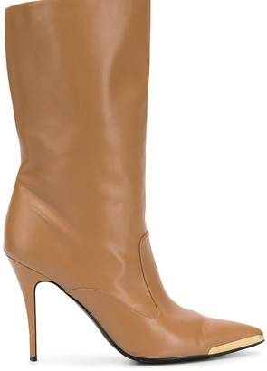 Stella McCartney Pointed Toe Boots