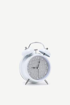 Ardene Glitter Alarm Clock